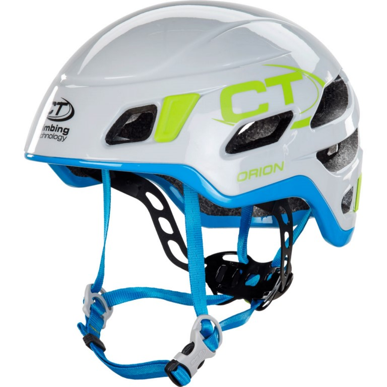 Climbing Technology casco Orion gris/azul